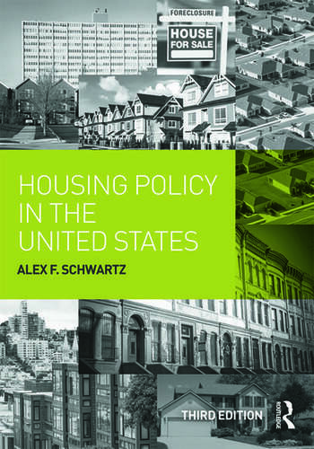 Housing Policy in the United States book cover