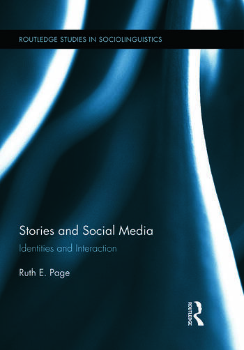 Stories and Social Media Identities and Interaction book cover