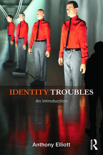 Identity Troubles An introduction book cover