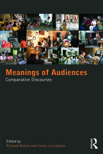 Meanings of Audiences Comparative Discourses book cover