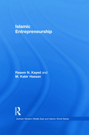 Islamic Entrepreneurship book cover