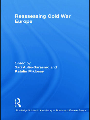 Reassessing Cold War Europe book cover