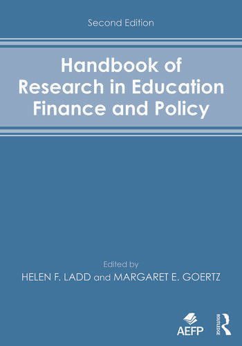 Handbook of Research in Education Finance and Policy book cover