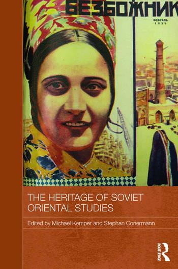 The Heritage of Soviet Oriental Studies book cover