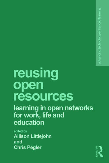 Reusing Open Resources Learning in Open Networks for Work, Life and Education book cover