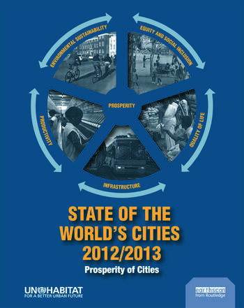 State of the World's Cities 2012/2013 Prosperity of Cities book cover