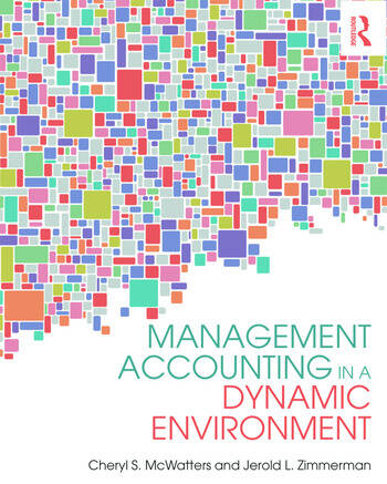 Management Accounting in a Dynamic Environment book cover