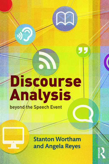 Discourse Analysis beyond the Speech Event book cover