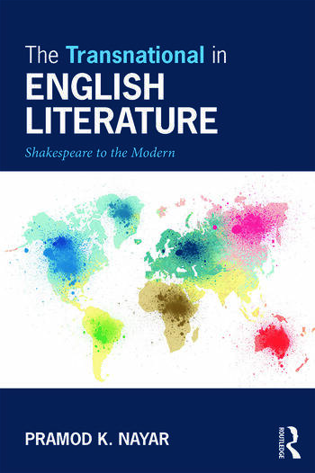 The Transnational in English Literature Shakespeare to the Modern book cover