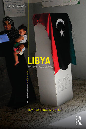 Libya Continuity and Change book cover