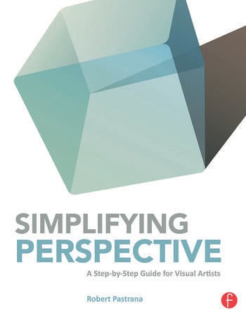 Simplifying Perspective A Step-by-Step Guide for Visual Artists book cover
