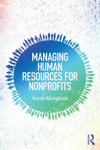 Managing Human Resources for Nonprofits book cover