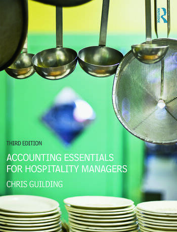 Accounting Essentials for Hospitality Managers book cover