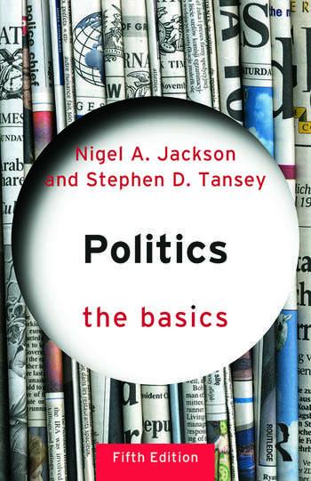 Politics: The Basics book cover
