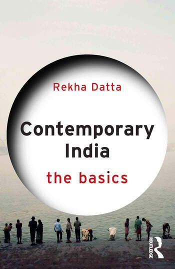 Contemporary India: The Basics book cover