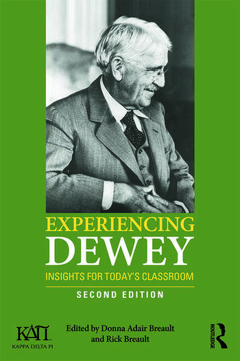 Experiencing Dewey Insights for Today's Classrooms book cover