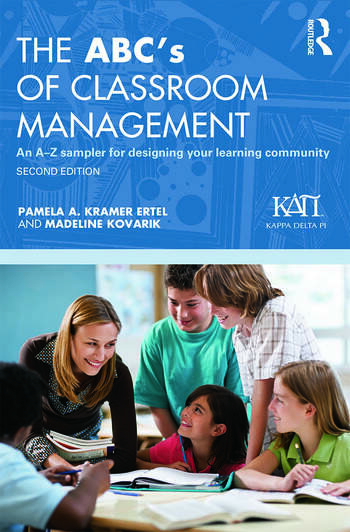 The ABC's of Classroom Management An A-Z Sampler for Designing Your Learning Community book cover