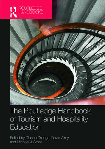 The Routledge Handbook of Tourism and Hospitality Education book cover