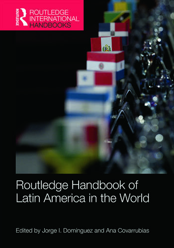 Routledge Handbook of Latin America in the World book cover