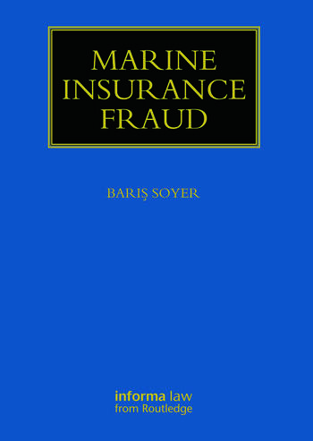Marine Insurance Fraud book cover