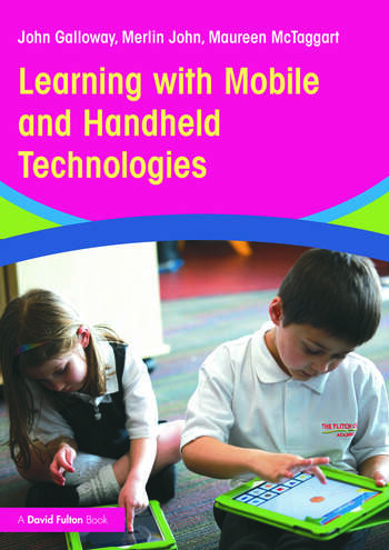 Learning with Mobile and Handheld Technologies book cover