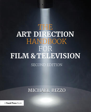 The Art Direction Handbook for Film & Television book cover