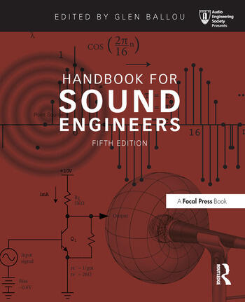 Handbook for Sound Engineers book cover