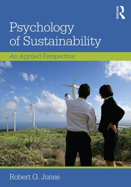 Psychology of Sustainability An Applied Perspective book cover