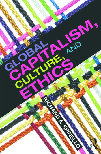 Global Capitalism, Culture, and Ethics book cover