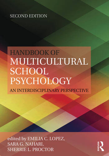 Handbook of Multicultural School Psychology An Interdisciplinary Perspective book cover