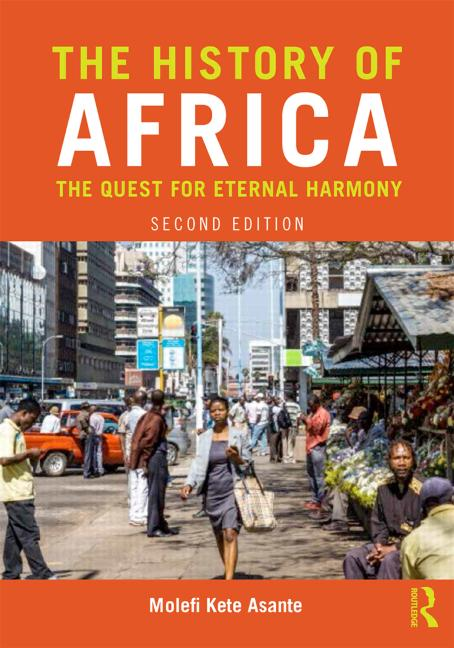 The History of Africa The Quest for Eternal Harmony book cover