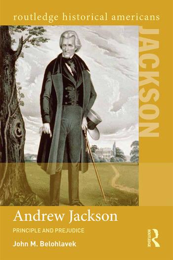 Andrew Jackson Principle and Prejudice book cover