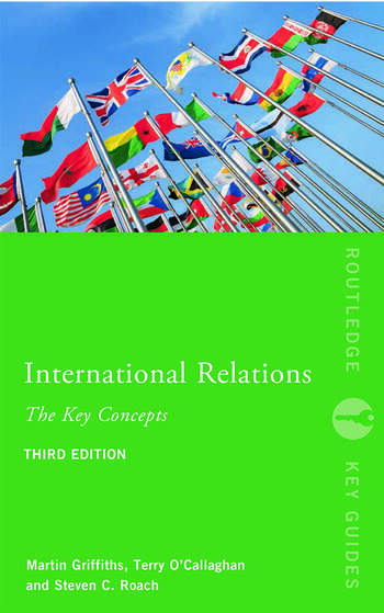 International Relations: The Key Concepts book cover