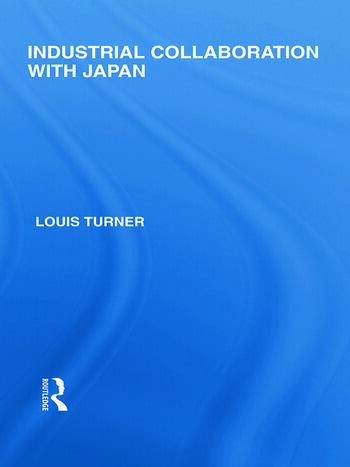 Industrial Collaboration with Japan book cover