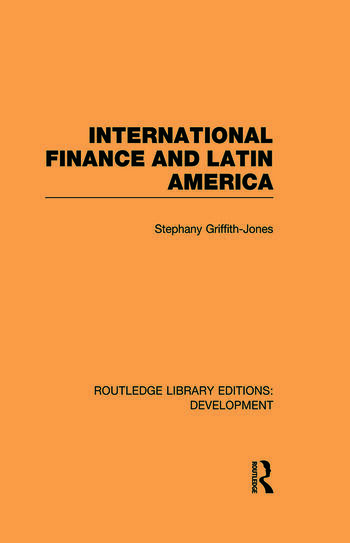 International Finance and Latin America book cover