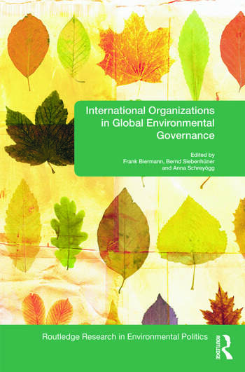 International Organizations in Global Environmental Governance book cover
