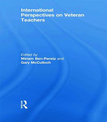 International Perspectives on Veteran Teachers book cover