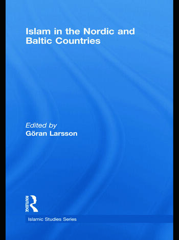 Islam in the Nordic and Baltic Countries book cover