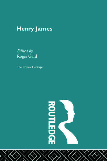 Henry James book cover