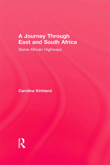 Journey Through East And South book cover