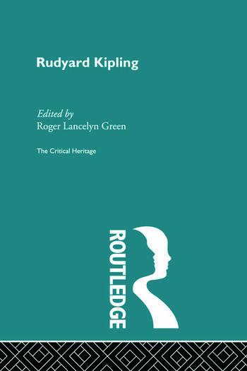 Rudyard Kipling book cover