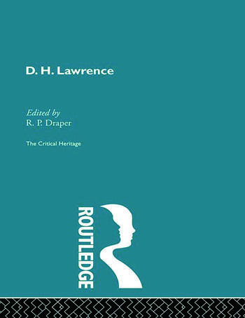 D.H. Lawrence book cover