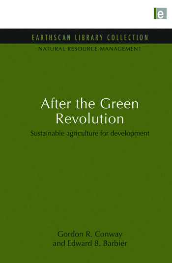 After the Green Revolution Sustainable Agriculture for Development book cover