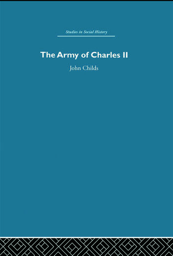 Army of Charles II book cover