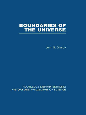 Boundaries of the Universe book cover