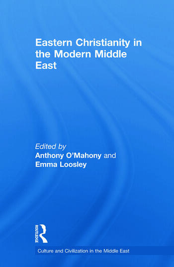Eastern Christianity in the Modern Middle East book cover