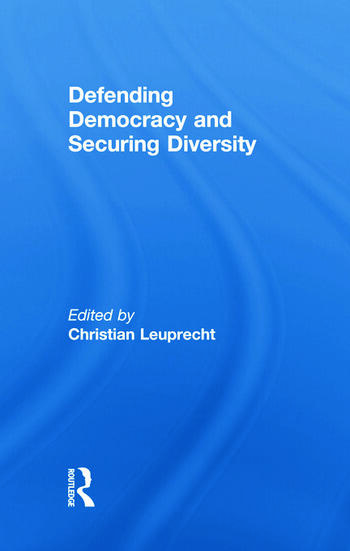 Defending Democracy and Securing Diversity book cover