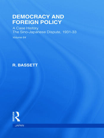 Democracy and Foreign Policy book cover