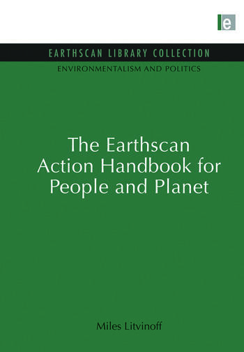 The Earthscan Action Handbook for People and Planet book cover