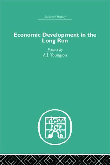 Economic Development in the Long Run book cover